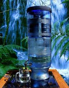 The Berkey Light Water Filter