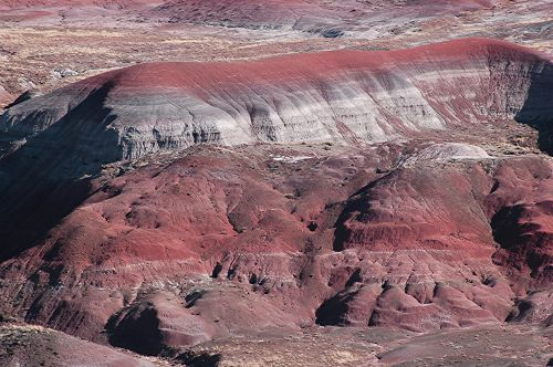 Painted Desert detail